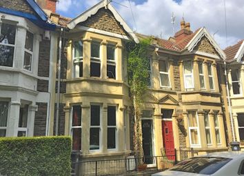 Thumbnail 3 bed terraced house for sale in Park Crescent, St George, Bristol