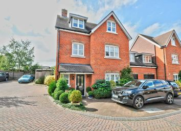 Thumbnail 4 bed link-detached house for sale in Old Sawmill Place, Chinnor