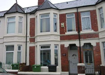 Thumbnail 3 bedroom terraced house to rent in Malefant Street Cathays, Cardiff