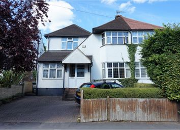 Thumbnail 4 bed semi-detached house for sale in Whitelands Avenue, Rickmansworth