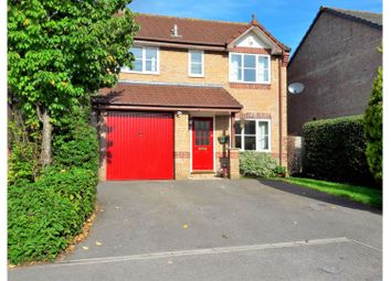 Thumbnail 4 bed detached house for sale in Naishes Avenue, Bath
