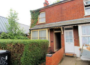Thumbnail 3 bedroom end terrace house for sale in Alexandra Road, Hitchin, Hertfordshire
