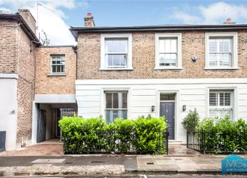 Thumbnail 2 bedroom terraced house for sale in New Road, Crouch End, London