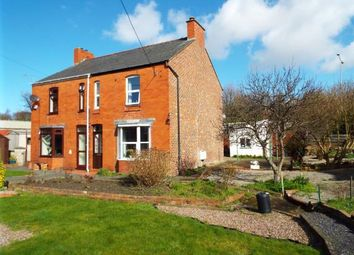 Thumbnail 2 bed semi-detached house for sale in High Street, Bagillt, Flintshire