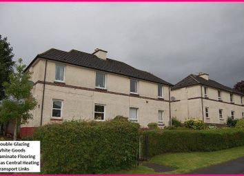 Thumbnail 1 bed flat to rent in Barrs Road, Cardross, Dumbarton