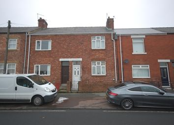 Thumbnail 3 bedroom terraced house to rent in Front Street, Pity Me, Durham