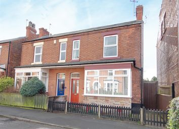 Thumbnail 3 bed property for sale in Station Avenue, Gedling, Nottingham