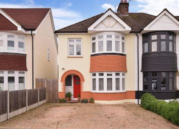 3 bed semi-detached house for sale in Holtye Crescent, Maidstone, Kent ME15