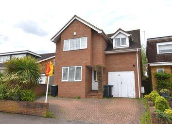 Thumbnail 4 bedroom detached house for sale in Merridene, Grange Park