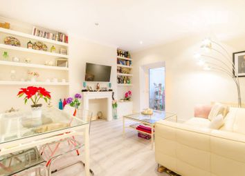 Thumbnail 3 bed flat for sale in Claverton Street, Pimlico