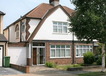 Thumbnail 3 bed semi-detached house for sale in Dee Way, Rise Park, Romford