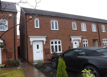 Thumbnail 2 bed terraced house to rent in Wharf Lane, Solihull