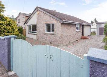 Thumbnail 3 bed bungalow for sale in Perrins Road, Ross-Shire