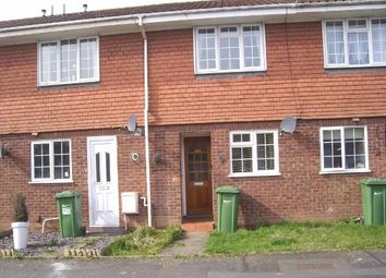 Thumbnail 2 bed terraced house to rent in Doncaster Avenue, Bobblestock, Hereford