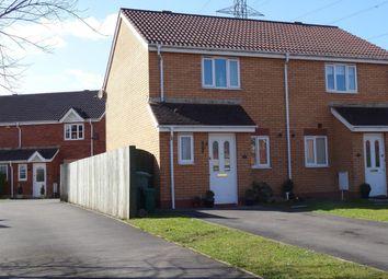 Thumbnail Semi-detached house to rent in Coed Mieri, Tyla Garw, Pontyclun