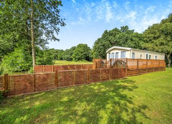 Thumbnail 3 bed mobile/park home for sale in Brick Kiln Road, Hevingham, Norwich