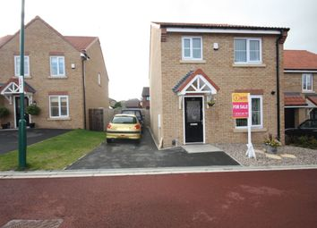 Thumbnail 3 bedroom detached house for sale in Spring Lodge Gardens, Guisborough