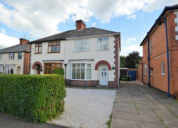 Thumbnail 3 bed semi-detached house for sale in Richmond Drive, Glen Parva, Leicester