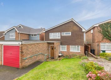 Thumbnail 3 bed detached house for sale in Wanderdown Road, Brighton, East Sussex