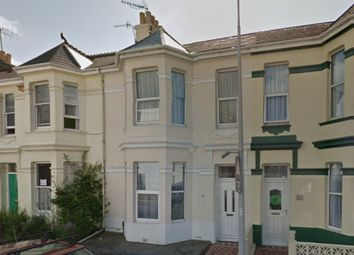 Thumbnail 6 bed town house to rent in Beaumont Road, St Judes, Plymouth