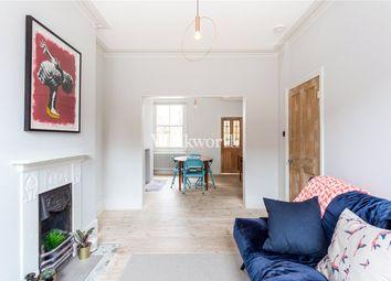 Thumbnail 3 bed terraced house for sale in Falmer Road, Harringay Borders, London N155Ba