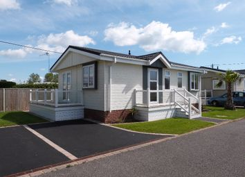 Thumbnail 2 bedroom lodge for sale in Warners Lane, Selsey, Chichester