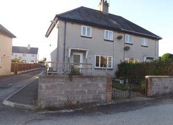 Thumbnail 2 bed semi-detached house for sale in Bro Sion Wyn, Chwilog, Pwllheli, Gwynedd