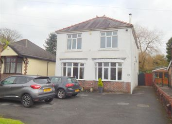 Thumbnail 4 bed detached house for sale in Birchgrove Road, Birchgrove, Swansea