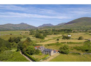 Thumbnail 3 bed farmhouse for sale in Llwynion Fechan, Dyffryn Ardudwy