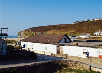 Thumbnail 1 bed flat to rent in West Cliffs, Beach Road, Porthtowan