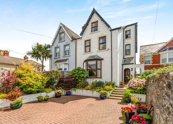 Thumbnail 5 bed semi-detached house for sale in Merthyr Mawr Road, Bridgend