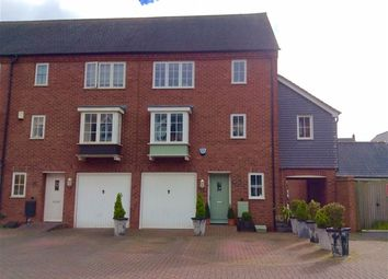 Thumbnail 4 bed property for sale in Pipistrelle Drive, Market Bosworth, Nuneaton