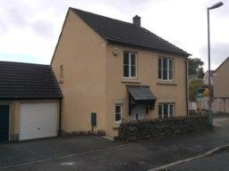 Thumbnail 3 bedroom link-detached house for sale in Pillmere, Saltash, Cornwall