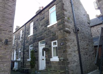 Thumbnail 1 bed end terrace house for sale in Torr Street, Buxton, Derbyshire