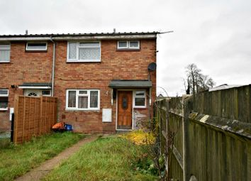 Thumbnail 3 bed end terrace house for sale in Speedwell Close, Witham