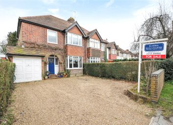 Thumbnail 4 bed semi-detached house for sale in Oxford Road, Gerrards Cross, Buckinghamshire