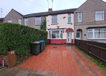 Thumbnail 3 bed terraced house for sale in Villa Road, Coventry