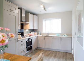 Thumbnail 3 bed detached house for sale in Plot 82, The Finan, Burton Road, Manorfields, Castle Gresley