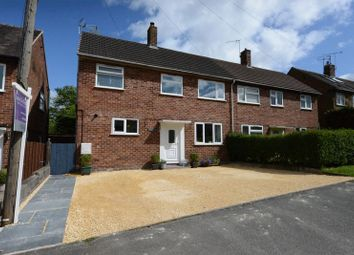 Thumbnail 3 bed semi-detached house for sale in Greenway, Eccleshall, Stafford