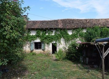 Thumbnail 4 bed farmhouse for sale in Champagne-Mouton, Charente, 16350, France