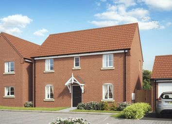 Thumbnail 3 bed detached house for sale in Newfield Rise New Street, Measham, Swadlincote