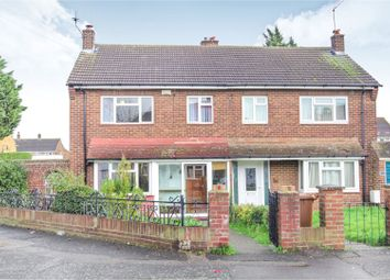 Thumbnail 3 bed semi-detached house for sale in Alderney Road, Erith