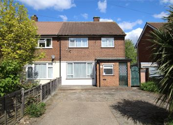 Thumbnail 3 bed semi-detached house for sale in Thirlmere Drive, St. Albans, Hertfordshire