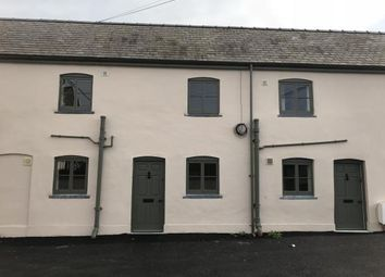 Thumbnail 1 bed terraced house for sale in High Street, Holywell, Flintshire, North Wales