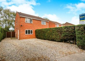 Thumbnail 2 bed semi-detached house for sale in Attleborough, Norwich, Norfolk