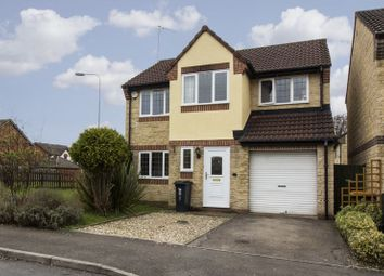 Thumbnail 4 bed detached house to rent in Primrose Way, Rogerstone, Newport