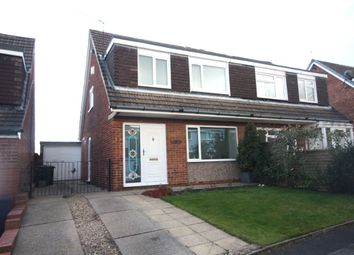 Thumbnail 3 bed semi-detached house for sale in Silverton Road, Guisborough