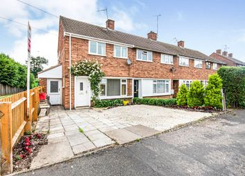Thumbnail 2 bed end terrace house for sale in Eden Road, Rugby