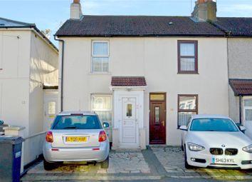 Thumbnail 2 bed semi-detached house for sale in Addington Road, Croydon, Surrey