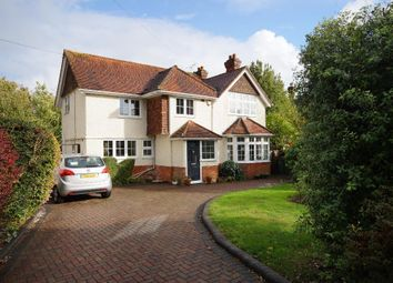 Thumbnail 4 bed detached house for sale in Goring Road, Steyning, West Sussex
